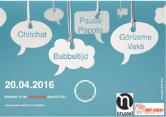 Chit-Chat - Babbeltijd | Woensdag 20 april